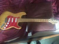 Fender ashwood strat or sale