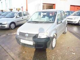 Fiat Panda Active 5dr (grey) 2005