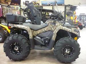 2016 Can-Am Outlander L 570 DPS