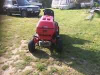Westwood 1300s good reliable mower