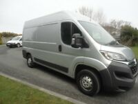 2016 Citroen Relay Low Miles