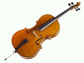 Andreas Zeller New Full Size - 4/4 Cello