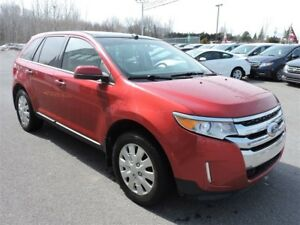 2011 Ford Edge LIMITED  / CUIR / NAVIGATION  / TOIT OUVRANT