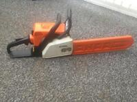 Sthil ms 180 chainsaw