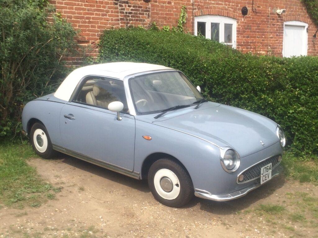 Nissan Figaro convertible for sale | in Norwich, Norfolk | Gumtree