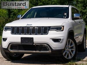 2017 Jeep Grand Cherokee LIMITED | BLUETOOTH | LEATHER | V8|