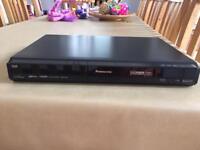 Panasonic DMR EZ28 DVD recorder