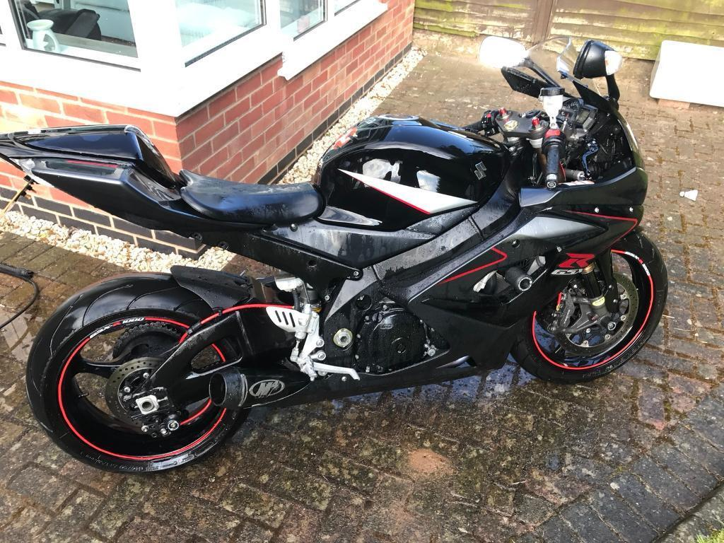 suzuki gsxr 1000 2006 k6 in syston leicestershire gumtree. Black Bedroom Furniture Sets. Home Design Ideas