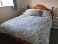 Double Bed frame Only for sale
