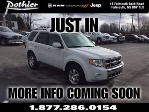 2011 Ford Escape Limited   LEATHER   SUNROOF   HEATED SEATS  