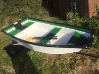 8 foot dingy tender