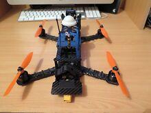 Blackout B330 Quadcopter Drone (setup) 4S, FPV, OSD, CC3D REVO Cooranbong Lake Macquarie Area Preview