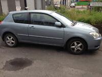 Moving Sale - Toyota Corolla Hatchback (2002) - Competition Grade Steel Kettlebell 22kg
