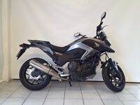 2014 Honda NC750XA Only 2271 Miles !!!! WAS £4799 - NOW £4599 - SAVE £200 - Price Promise !!!!