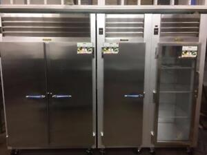 1, 2 & 3 Door Coolers & Freezers - Largest Traulsen Inventory In CANADA - Beat Anyones Price!