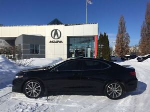 2015 Acura TLX ELITE AWD NAVI ACURA CERTIFIED PROF 7 YEARS 130K
