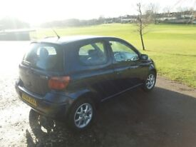 toyota yaris full history lovely condition