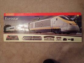 Hornby 00 Gauge train set - Eurostar