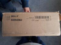 billy bookcase from ikea 80x28x106cm