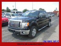 2011 Ford F-150 4WD Super Cab 145'' WB XLT 4X4 ***INSPECTION 62