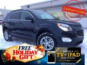 2017 Chevrolet Equinox LT AWD (Nav, Remote Start, Heated Seats)