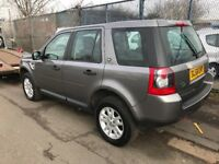 2009 58 reg Land Rover freelander se satnav2.2 td diesel mot to 2/2019 f s h 2set of keys £4950