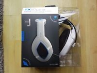 PS5 / PS4 premium gaming headset, NEW!