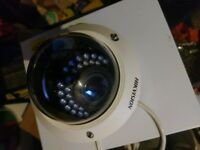 Hikvision ip camera 2.8-12mm varifocal
