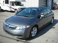 2009 Honda Civic LX-S  Sedan SPORT Super CLEAN