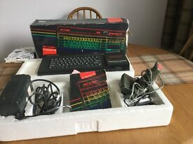 Vintage. ZX Spectrum+3 128K