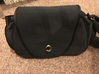 Egg Brand Changing Bag - Espresso/Black - LIKE NEW