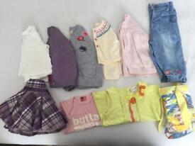 Mamas and Papas Girls Clothes Bundle 12-18 Months