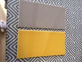 Johnson glazed wall tiles