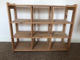 Storage unit/shoe rack
