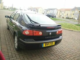 Renault Laguna, MOT for 11 months, 63000 Miles, No advisories, excellent running condition