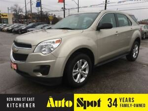 2015 Chevrolet Equinox LS/LOW,LOW KMS/REDUCED FOR A aQUICK SALE!