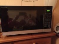 Microwave Oven Sharp 800w
