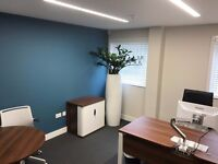 Modern office for up to two people available in Bridge of Don.