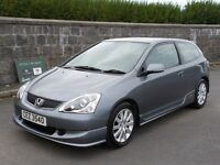 Honda civic sport 1.6 63000 warranted miles 1 years warranty
