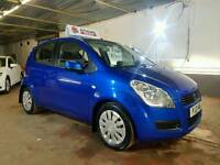 2009 Suzuki Splash 1.0 GLS 5 DOOR, LOVELY EXAMPLE! £30 ROAD TAX! FSH! clio, corsa, 107, micra, c1