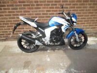 Lexmoto Venom 125cc 2016 With MOT Nice Bike