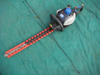 MOUNTFIELD PETROL HEDGE CUTTER MHJ2424 MOUNTFIELD RETURNS GRADED MANY AS NEW DOUBLE RECIPROCATIN