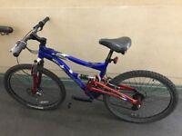 Barracuda bike