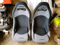 CORBEAU BUCKET SEATS