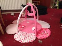 Baby play mat ( play gym)