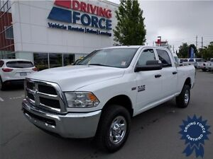 2013 Ram 2500 ST, 5.7L V8  Gas, 4x4, Trailer Hitch Receiver