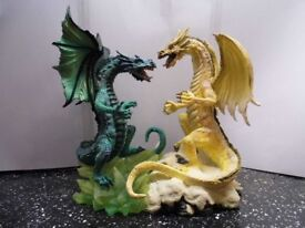 glacier vs snow dragon tudor mint figure