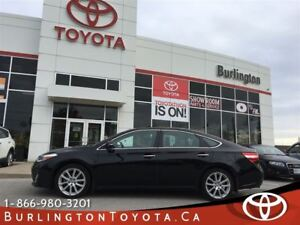 2015 Toyota Avalon LIMITED EXTENDED WARRANTY