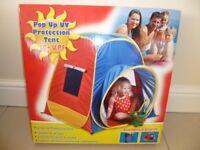 Pop Up UV Protection Tent 50+UPF