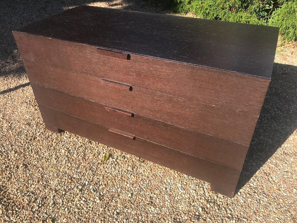 CHEST AND 2 BEDSIDES
